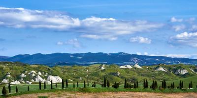 Crete Senese Scenic - M.