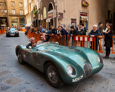 Florence -- Auto Exhibition