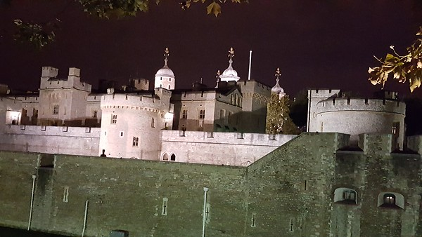 better view of Tower of London