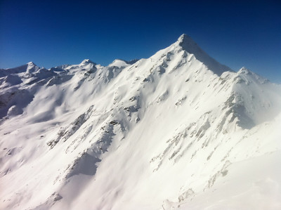 Ötztaler Alpen near Sölden (iPhone 4, Lightroom)