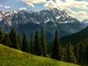 Zugspitze (iPhone 4, camera+ app, Clarity filter)