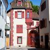 Rittergase street, Basel