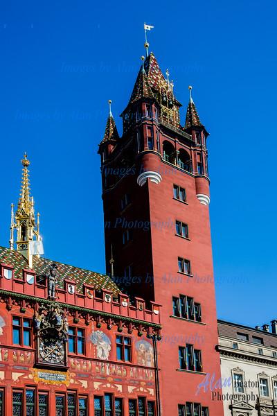 Rathaus, Basel