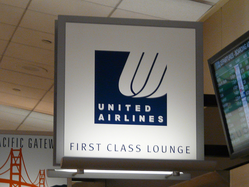 001 United International First Class Lounge SFO