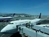 101 Lufthansa 747 to Frankfurt