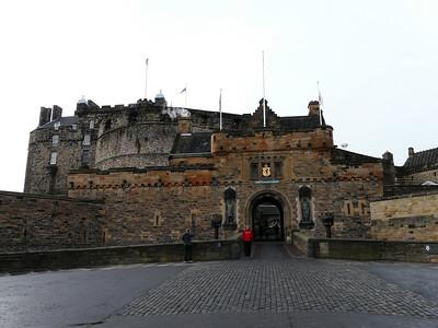 2008 Edinburgh Castle