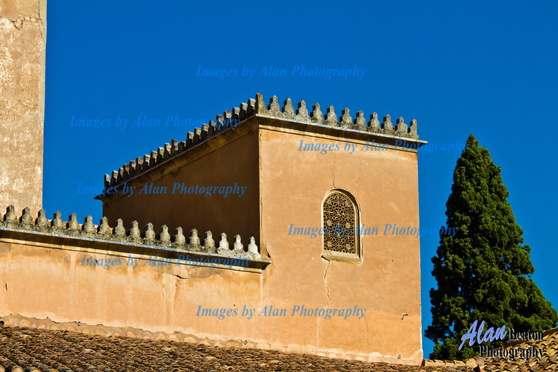 Court of the Lions, Alhambra, Granada