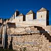 Protective walls, La Alcazaba, Almeria