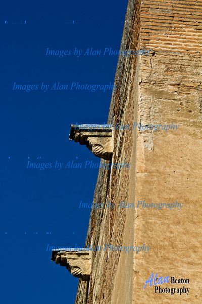 Tower of Justice, Alhambra, Granada