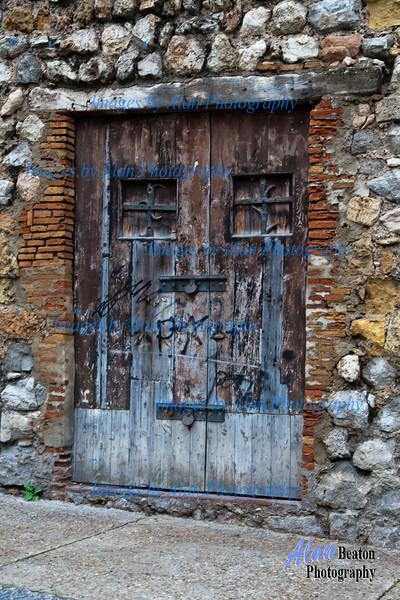 Roman wall, Tarragona