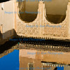 Reflecting pool, Courtyard of hte Myrtles, Alhambra, Granada