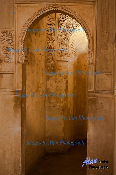 Ray of Light, Alhambra, Granada