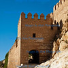Entrance gate, La Alcazaba, Almeria