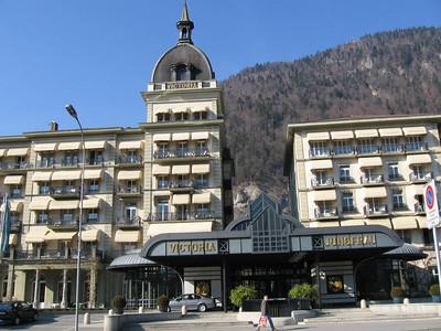 2007 Interlaken and Spiez