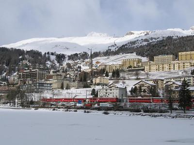 2007 Pontresina and St Moritz