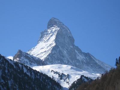 2007 Zermatt Matterhorn