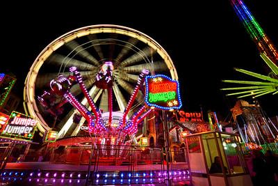 Amsterdam, Dam Square carnival 1