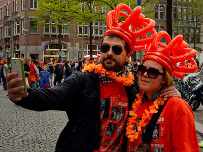 Kings Day; Dam Square 11