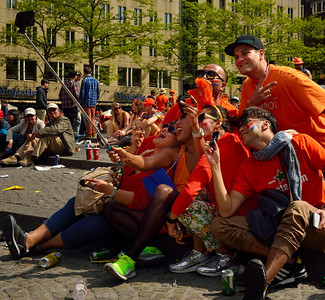 Kings Day; Dam Square 2