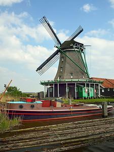 Zaansa Schans, windmills 3