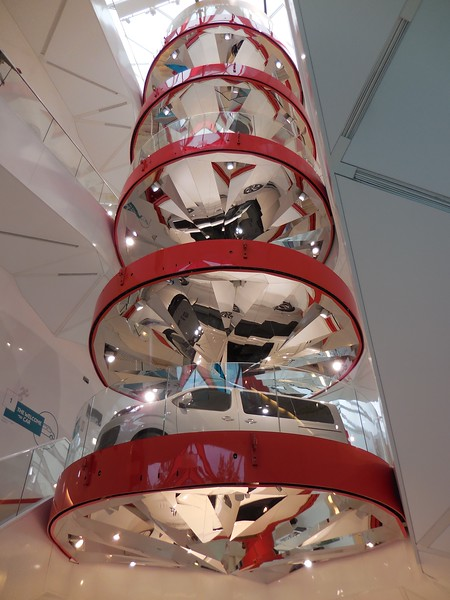 Vertical Display