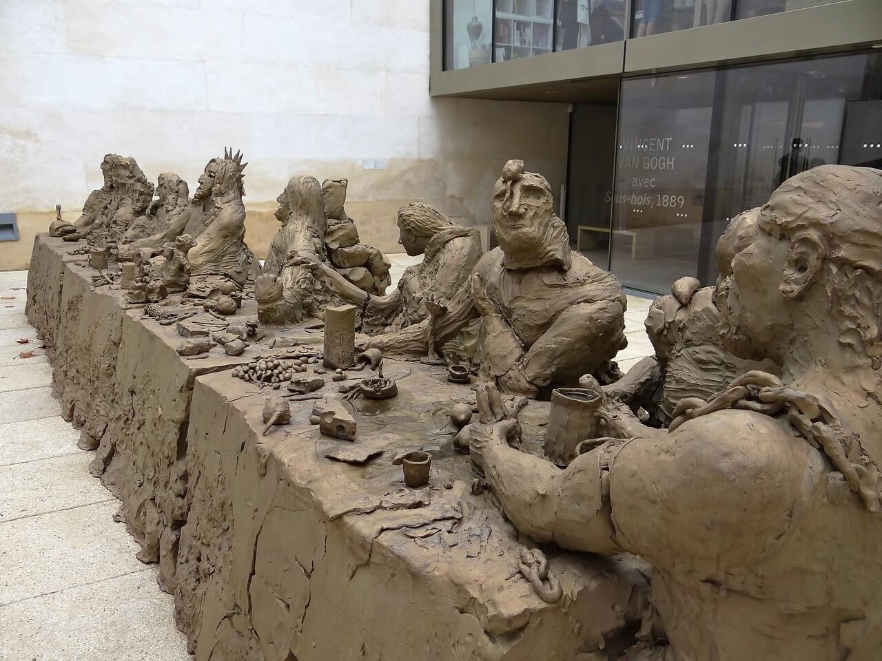 Arles Urs Fischer exhibit