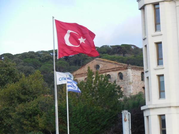 Istanbul along the Bosphorus