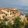 Our last view from Cortona