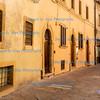 Quiet street, Volterra