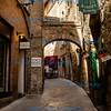 Vicolo delle Prigioni, Volterra