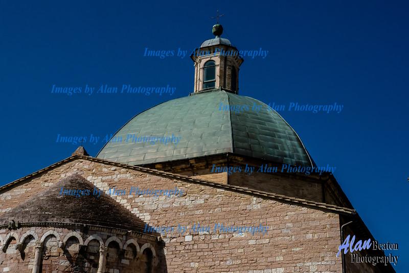 Basilica of Santa Maria degli Angeli, Assisi