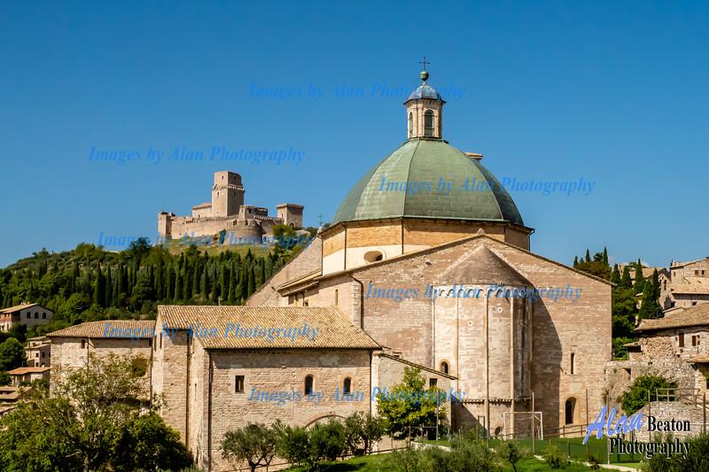 Cathedral of San Rufino, Assisi