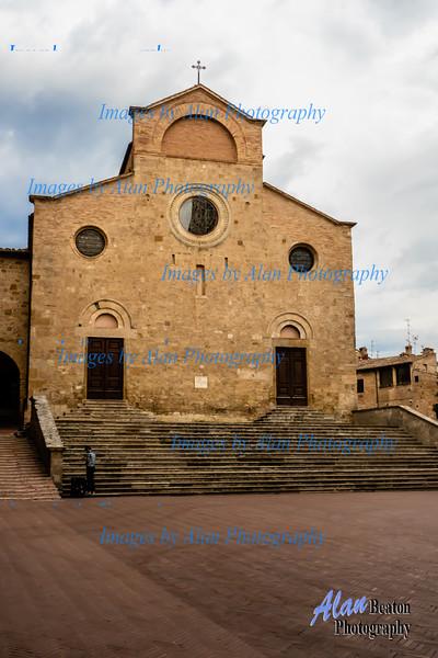 Collegiate Church, San Gimignano
