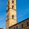 Bell tower, Volterra