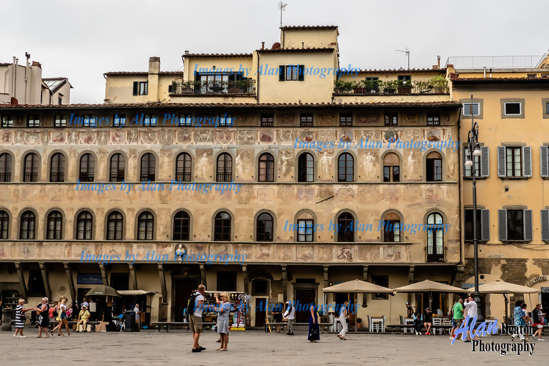 Sante Croce Plaza, Florence