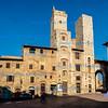 "The ""skyscrapers"" of San Gimignano"