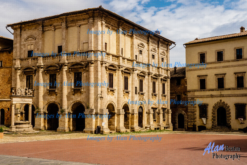 Palazzo Turugi, Montepulciano