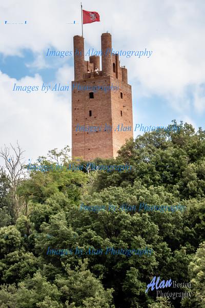 Rocca Castle, San Miniato