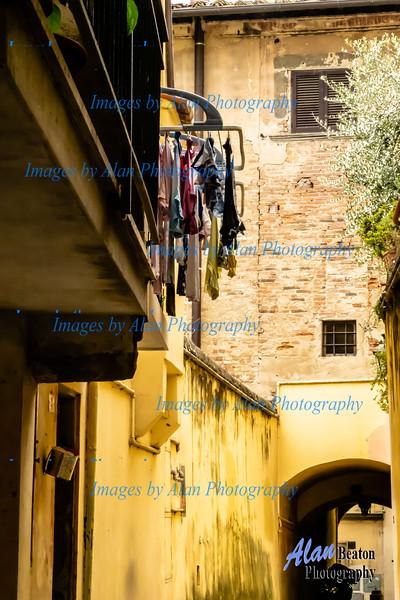Street scene, San Miniato