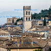 Church tower, Assisi