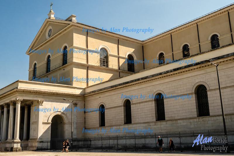 St Paul Basilica, Rome