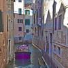 View from Ponte e Calle de Pistor in Castello