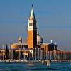 Isola di San Giorgio Maggiore, Bacino di San Marco