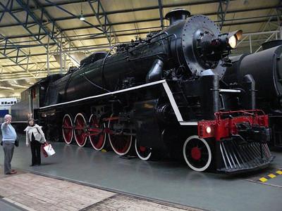 2008 National Railway Museum, York, England