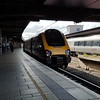 arrival in York