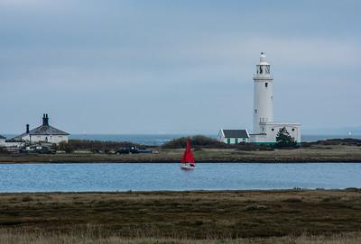 UK: Hurst Point Lighthouse