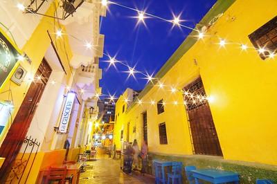 Santa Marta Streets