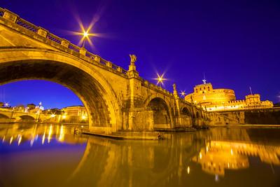 Castel de Sant'Angelo/ Rome