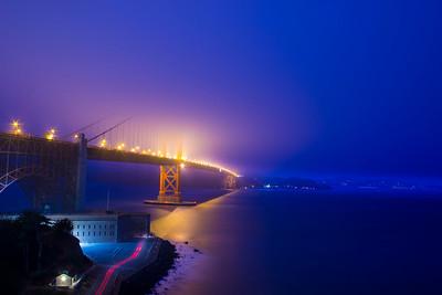 Golden Gate Bridge Stream