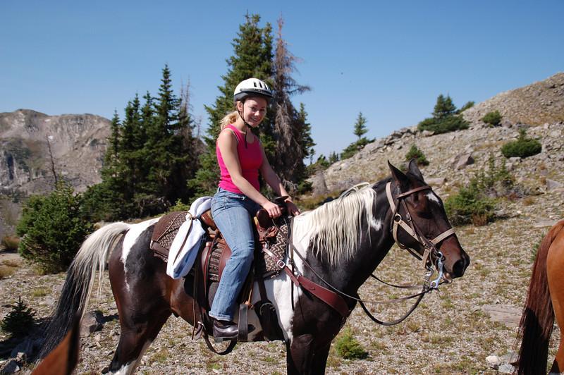 My cowgirl!